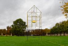 Manzil-Markib installation work by Younes Rahmoun