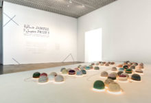 Younes Rahmoun at Jameel Prize 5 Dubai