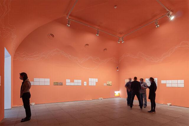 Younes Rahmoun's Jabal-Hajar-Turab at Museo Nacional Centro de Arte Reina Sofía